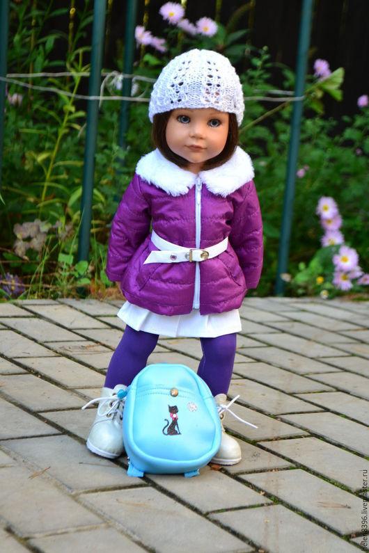 Одежда для кукол ручной работы. Ярмарка Мастеров - ручная работа. Купить Удлиненные курточки для кукол. Handmade. Комбинированный