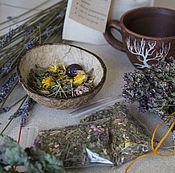 Подарки к праздникам ручной работы. Ярмарка Мастеров - ручная работа Горный травяной чай Ай-Петри. Handmade.
