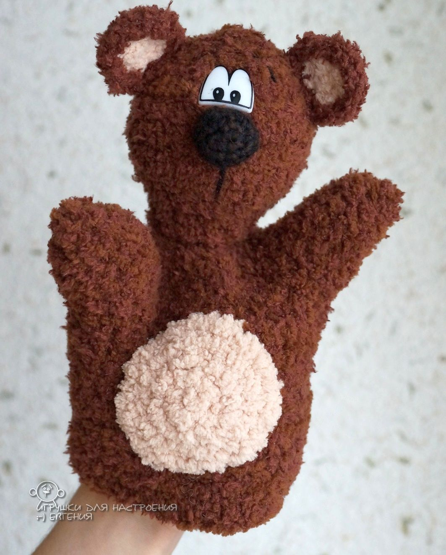 Puppet theatre: Bear glove, Puppet show, Novosibirsk,  Фото №1