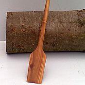Для дома и интерьера ручной работы. Ярмарка Мастеров - ручная работа Лопатка кухонная деревянная из яблони. Handmade.