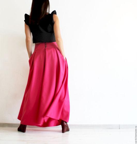 розовая длинная юбка в пол из шерсти юбка в пол теплая длинная юбка в пол с карманами юбка в пол на зиму длинная юбка макси из шерсти юбка в пол из шерсти розовая юбка на сень юбка в пол зимняя теплая