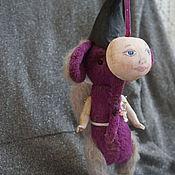 Куклы и игрушки ручной работы. Ярмарка Мастеров - ручная работа Перевоплощение. Прекрасная Лили. Handmade.