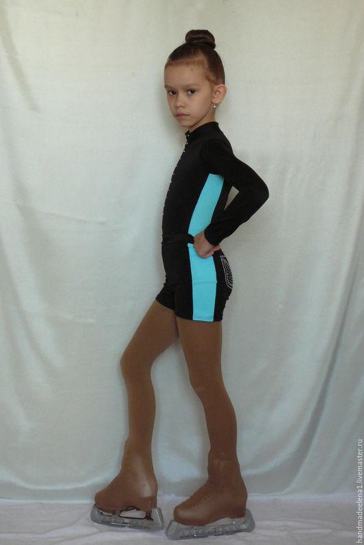 одежда для фигурного катания, костюм для тренировок, фигурное катание, костюм для фигурного катания, шорты спортивные, бодик для фигурного катания