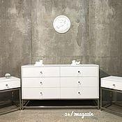 Для дома и интерьера handmade. Livemaster - original item Snow QUEEN dresser. Handmade.