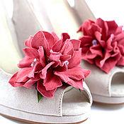 Украшения handmade. Livemaster - original item brooches for shoes