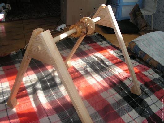 Развивающие игрушки ручной работы. Ярмарка Мастеров - ручная работа. Купить СТОЙКА для игрового коврика. Handmade. Развивающая игрушка