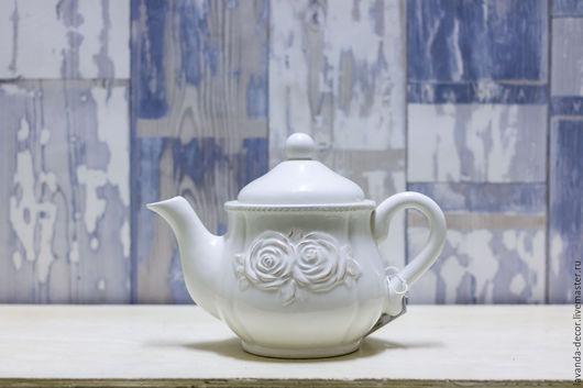 Чайничек керамический для заваривания чая