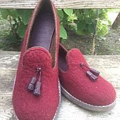 Обувь ручной работы handmade. Livemaster - original item Loafers