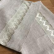 Для дома и интерьера handmade. Livemaster - original item Linen pillowcases
