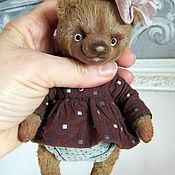 Куклы и игрушки ручной работы. Ярмарка Мастеров - ручная работа Диночка. Handmade.