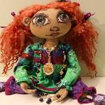 Anna Vrabija (-Vrabija-Dolls-) - Ярмарка Мастеров - ручная работа, handmade