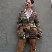 Одежда handmade. Livemaster - original item Mohair cardigan Cardigan for spring. Handmade.