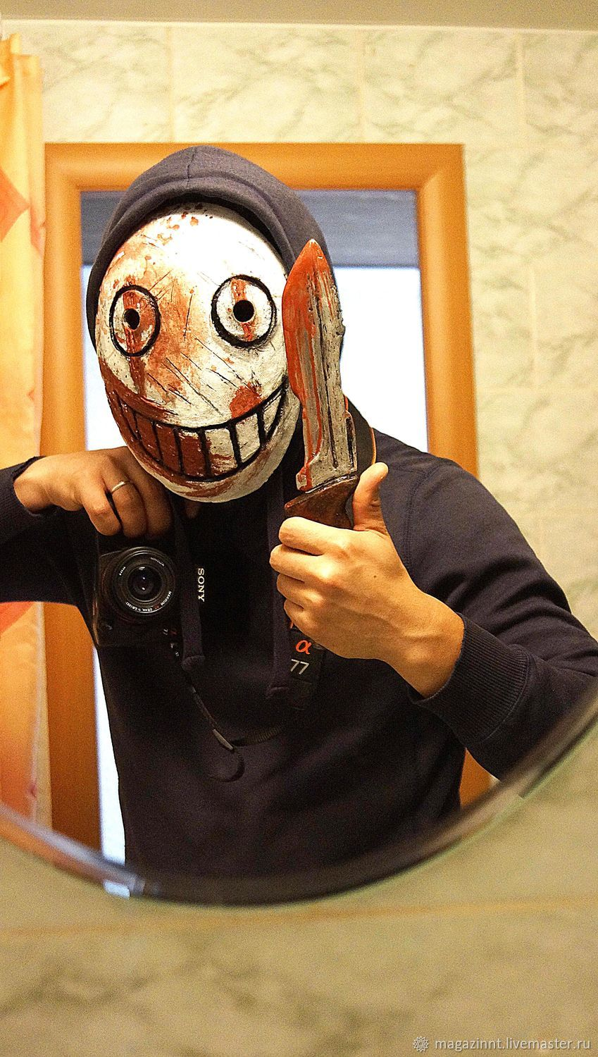 Legion Frank Set : Mask + Knife Dead by daylight, Mask for role playing, Moscow,  Фото №1