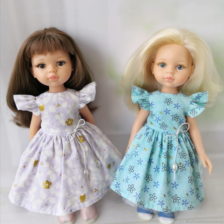 Платье + носки для паола Рейна, Одежда для кукол, Свободный,  Фото №1
