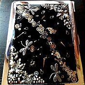 """Сувениры и подарки ручной работы. Ярмарка Мастеров - ручная работа Steampunk-портсигар """"Млечный путь"""". Handmade."""