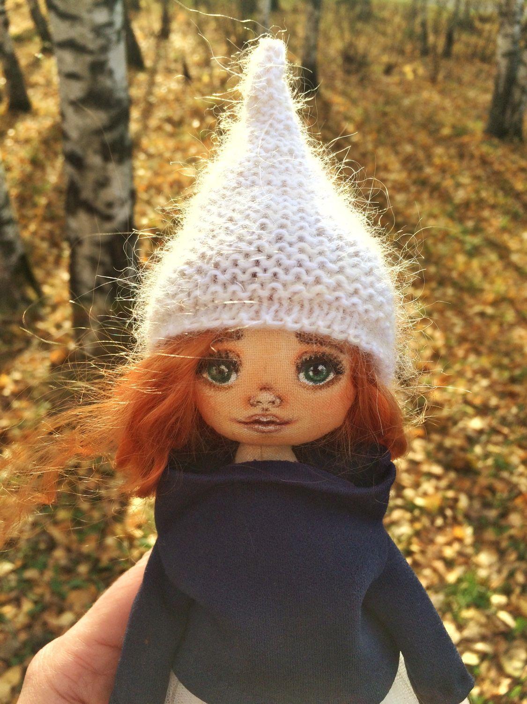 Текстильная кукла. Кукла, Куклы и пупсы, Рязань,  Фото №1