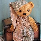 Куклы и игрушки ручной работы. Ярмарка Мастеров - ручная работа Мишка тедди Сплюшка. Handmade.