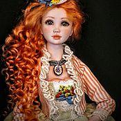 """Куклы и игрушки ручной работы. Ярмарка Мастеров - ручная работа Адэль """"Старинные открытки"""". Handmade."""