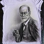 Одежда handmade. Livemaster - original item T-shirt