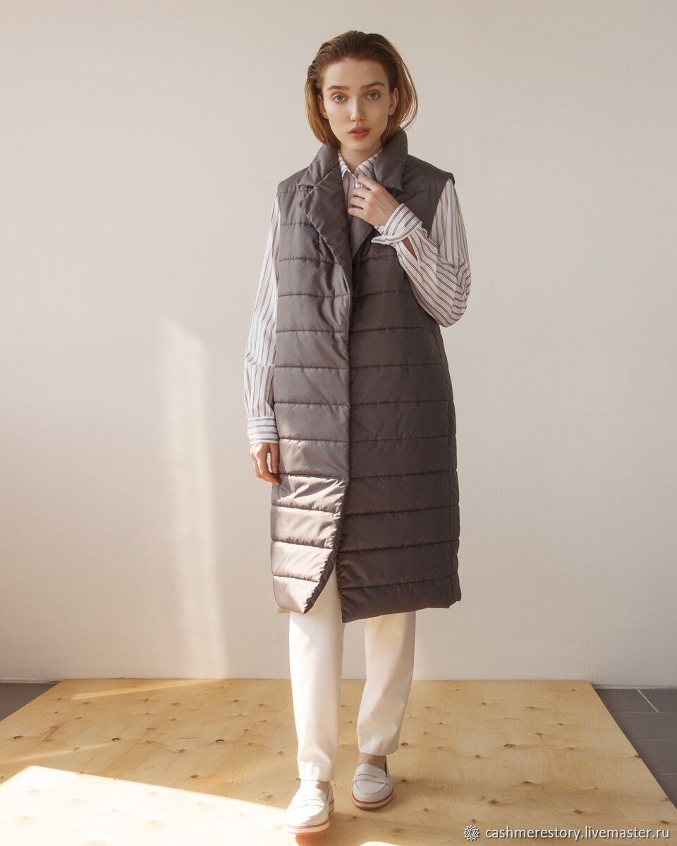 Monsoon insulated women's vest, Vests, Moscow,  Фото №1