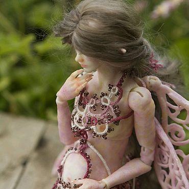 Куклы и игрушки ручной работы. Ярмарка Мастеров - ручная работа Беременная шарнирная кукла Фея. Art Bjd.. Handmade.