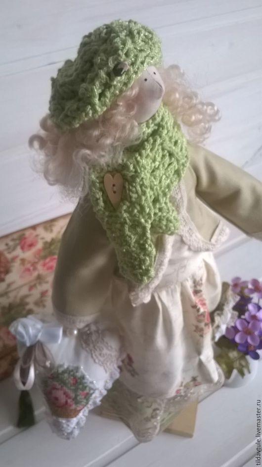 Куклы Тильды ручной работы. Ярмарка Мастеров - ручная работа. Купить Тильда Марта. Handmade. Комбинированный, бохо-стиль
