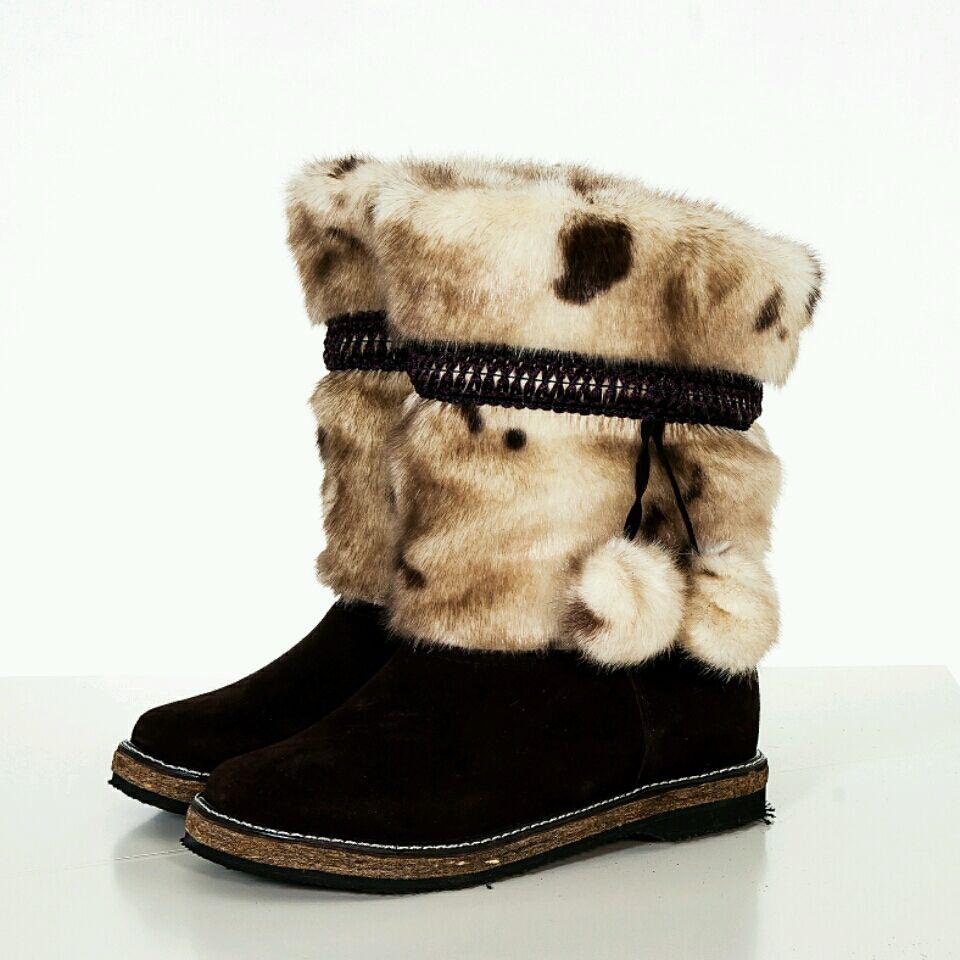 0cdcd690c5ad Евгений Симагин (зимняя · Обувь ручной работы. Заказать Унты женские уж28 (  войлочная подошва ).