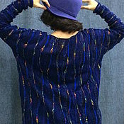 """Одежда ручной работы. Ярмарка Мастеров - ручная работа Джепрер """"Новогодние огни"""". Handmade."""