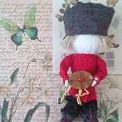Куклы и игрушки ручной работы. Ярмарка Мастеров - ручная работа Спиридон Солнцеворот. Handmade.