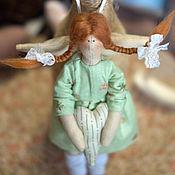 Куклы и игрушки handmade. Livemaster - original item Pendant Angel