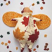 Куклы и игрушки ручной работы. Ярмарка Мастеров - ручная работа Осенний Жук Дилон. Handmade.