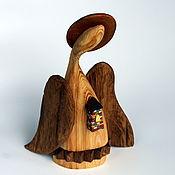 Куклы и игрушки handmade. Livemaster - original item angel. House Keeper. Joy and happiness in the house.. Handmade.