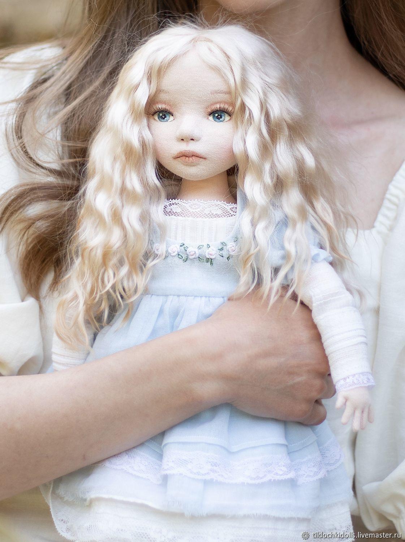 Текстильная кукла Селеста, Интерьерная кукла, Петропавловск,  Фото №1