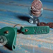 handmade. Livemaster - original item keychain: