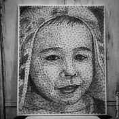 Картины и панно ручной работы. Ярмарка Мастеров - ручная работа конкурсный приз. Handmade.