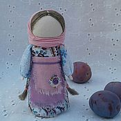Куклы и игрушки ручной работы. Ярмарка Мастеров - ручная работа Сливовая история. Handmade.