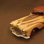 Подарки к праздникам ручной работы. Ярмарка Мастеров - ручная работа Подарочная модель автомобиля. Handmade.