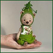 Куклы и игрушки ручной работы. Ярмарка Мастеров - ручная работа Зелёный Горох. Handmade.