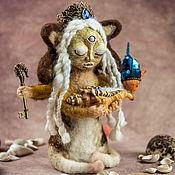 Куклы и игрушки handmade. Livemaster - original item Guardian of the Vaktare Coast. Handmade.
