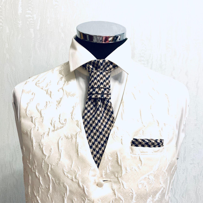 Пластрон - галстук Italy 2, Галстуки, Москва,  Фото №1