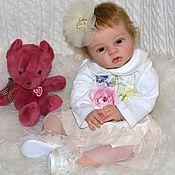 Куклы и игрушки ручной работы. Ярмарка Мастеров - ручная работа кукла реборн Аленка. Handmade.