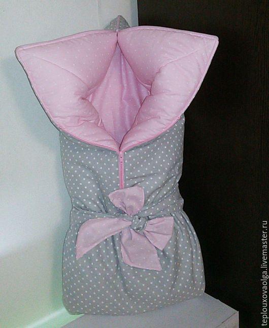 стильный конверт на выписку. конверт-трансформер. одеяло для новорожденного. комплект на выписку. ручная работа. handmade