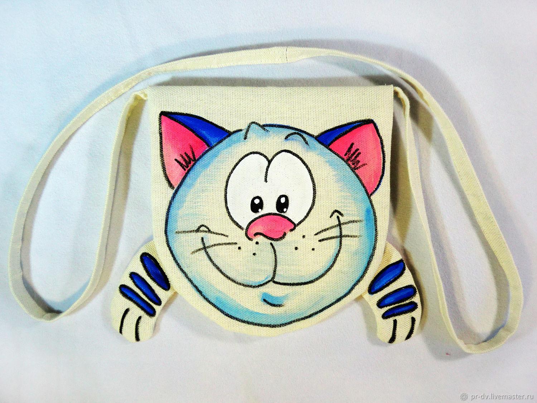 Набор для творчества сумка-Кошка