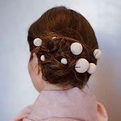 Свадебный салон ручной работы. Ярмарка Мастеров - ручная работа Шпильки для невест и оригиналок. Handmade.