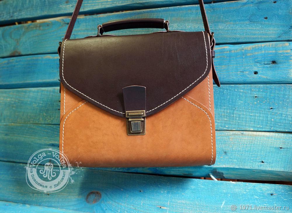 Bag 'Gannet', Classic Bag, Tolyatti,  Фото №1