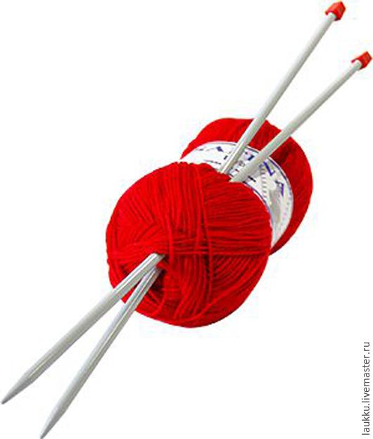 Вязание ручной работы. Ярмарка Мастеров - ручная работа. Купить Спицы вязальные. Handmade. Серый, спицы для вязания, пряжа