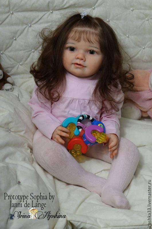 Куклы-младенцы и reborn ручной работы. Ярмарка Мастеров - ручная работа. Купить Кукла реборн София.. Handmade. Sophia
