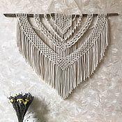 Для дома и интерьера handmade. Livemaster - original item A great decoration on the wall in the style of Boho