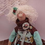 Куклы и игрушки ручной работы. Ярмарка Мастеров - ручная работа Бохо тильда Бриэль. Handmade.