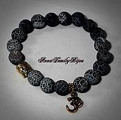 Украшения handmade. Livemaster - original item BUDDHA bracelet (African). Handmade.
